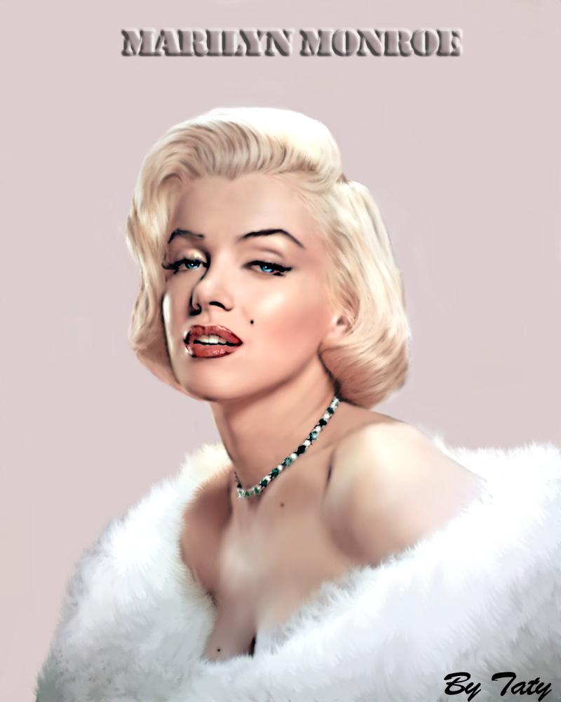 Photoshop: Marilyn Monroe