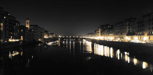 Firenze ponte vecchio. by habito