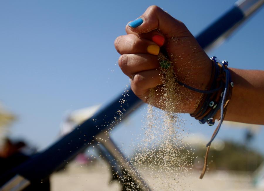sand by habito