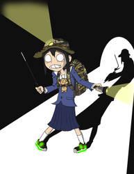 Asakusa's Anti-Poltergeist Loadout
