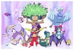 Shantaes Assemble
