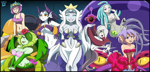The Seven Sirens - Shantae