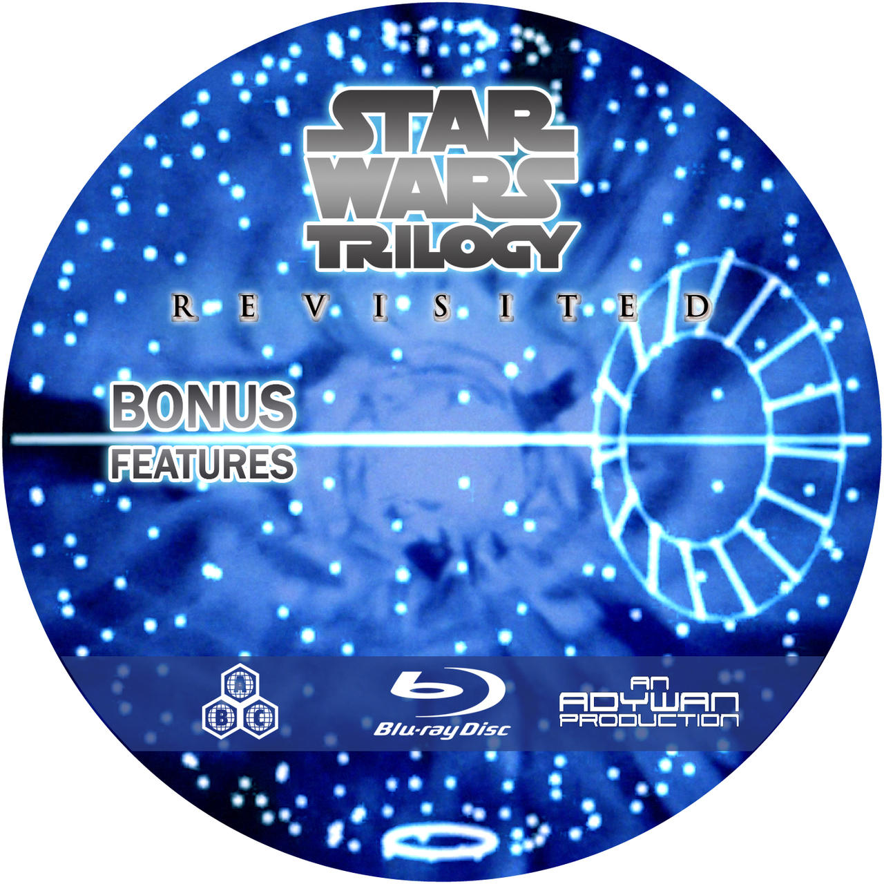 Star Wars Revisited - Bonus Features - disc