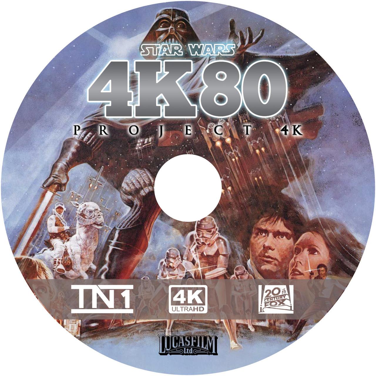 Prokect 4K80 disc