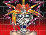 Halloween Art 3: Yugioh- Zombie/Mummy Atem by Pixiepastel94