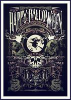 Happy Halloween by stigmatan