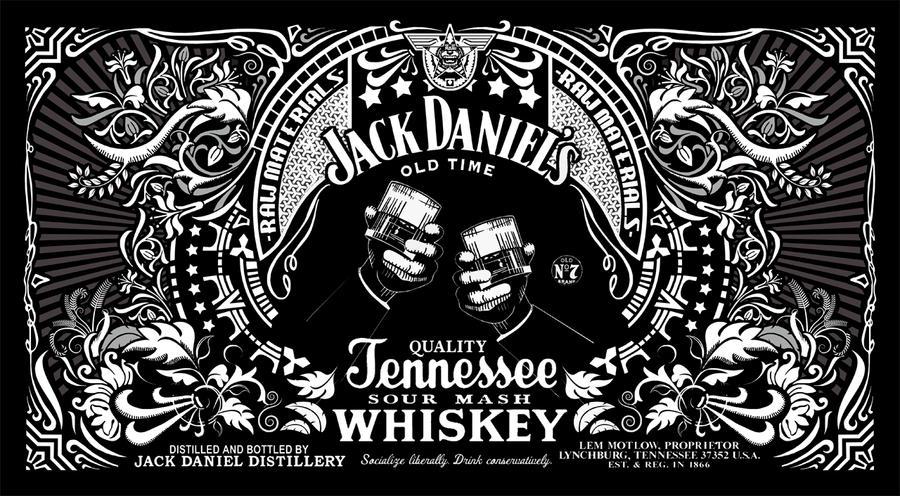 Célèbre Jack Daniel's SOCIALIST by stigmatan on DeviantArt PQ42