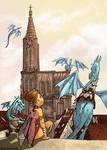 Fairy in Strasbourg