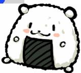 onigiri render by hikari110495