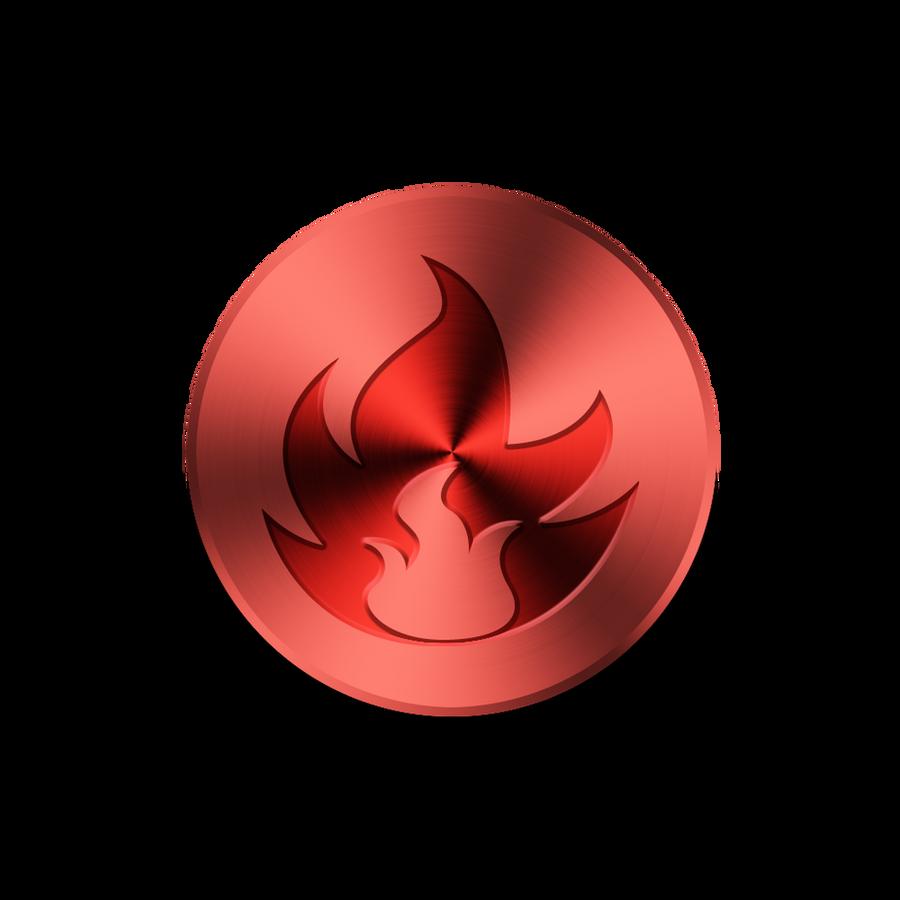 fire medallion by zekrom9 on deviantart