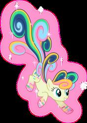 Rainbow Power BonBon