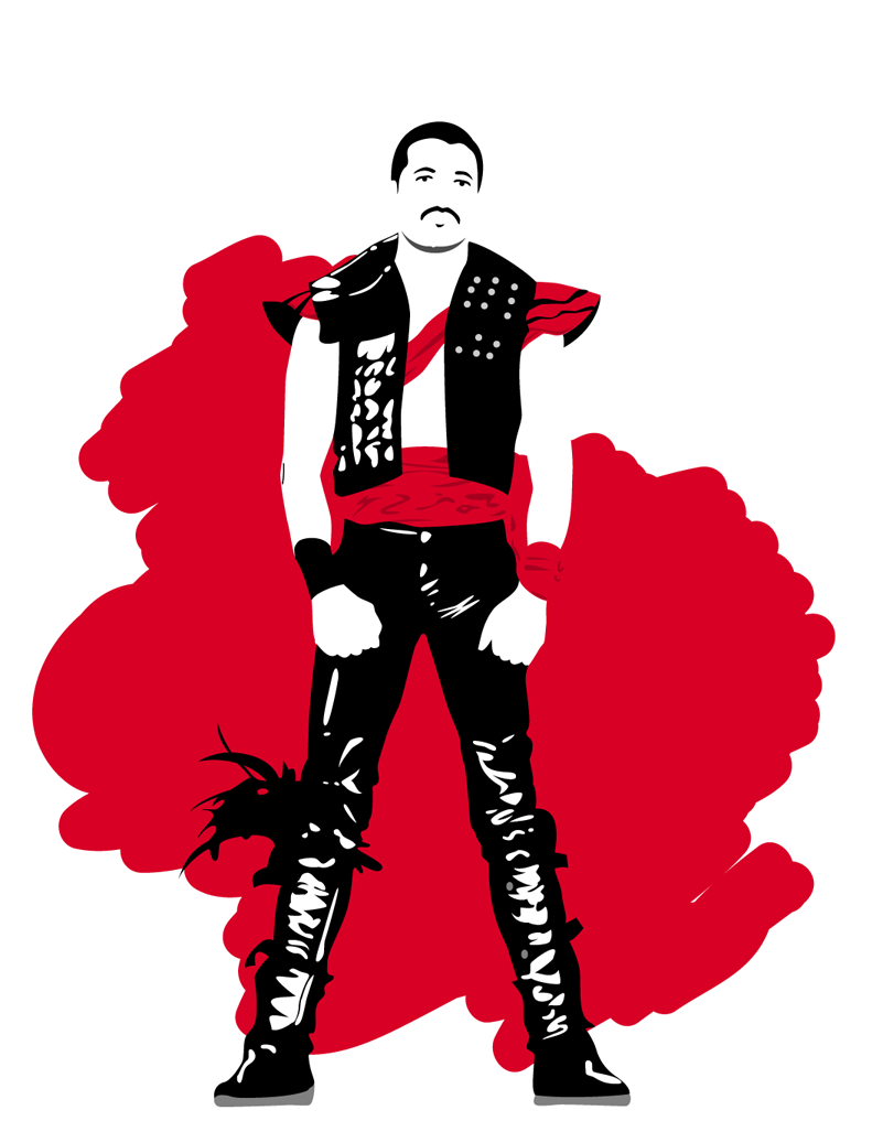 freddie mercury by ness84 on deviantart
