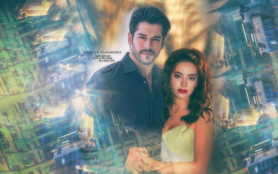 Nihan_Kemal Love is blindness by Seeasoul