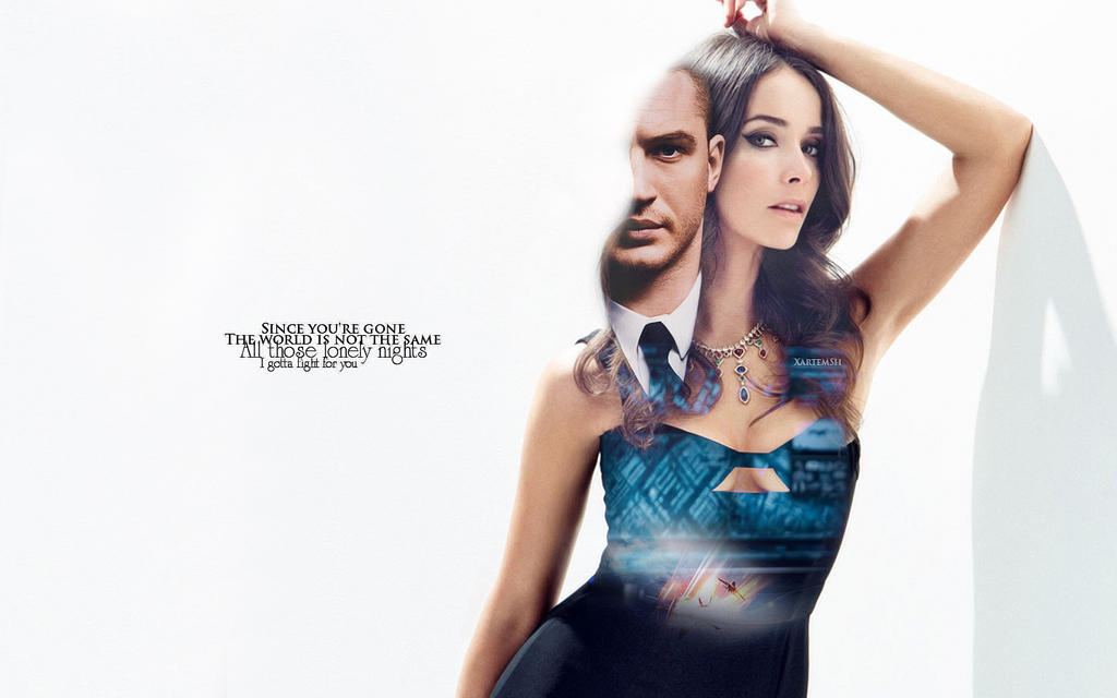 Tom Hardy_Abigail Spencer This means war by Seeasoul