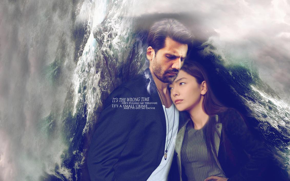 Nihan_Emir Kozcuoglu And is that alright? by Seeasoul