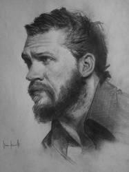 Tom Hardy by AMA-3