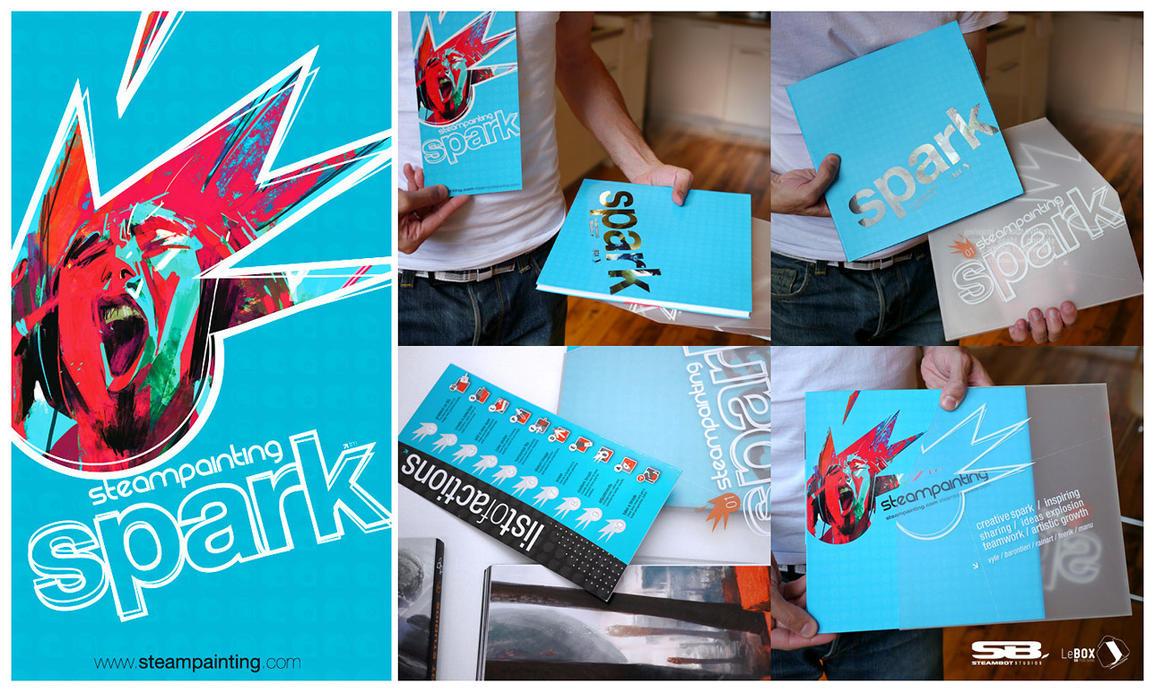 Steampainting SPARK by feerikart