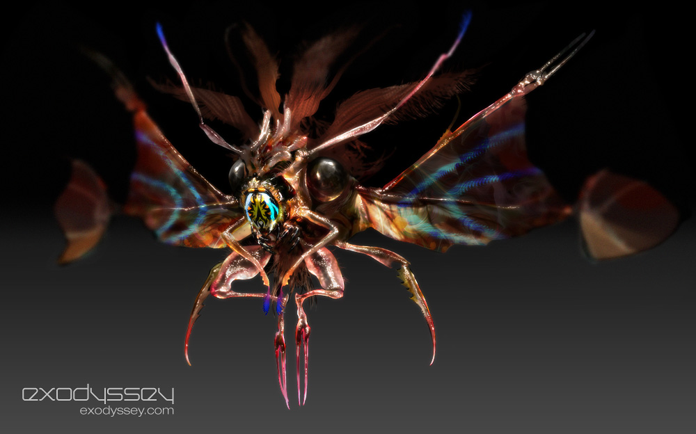 Insect01 by feerikart