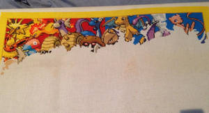 Pokemon Gen 1 Cross Stich Update 3