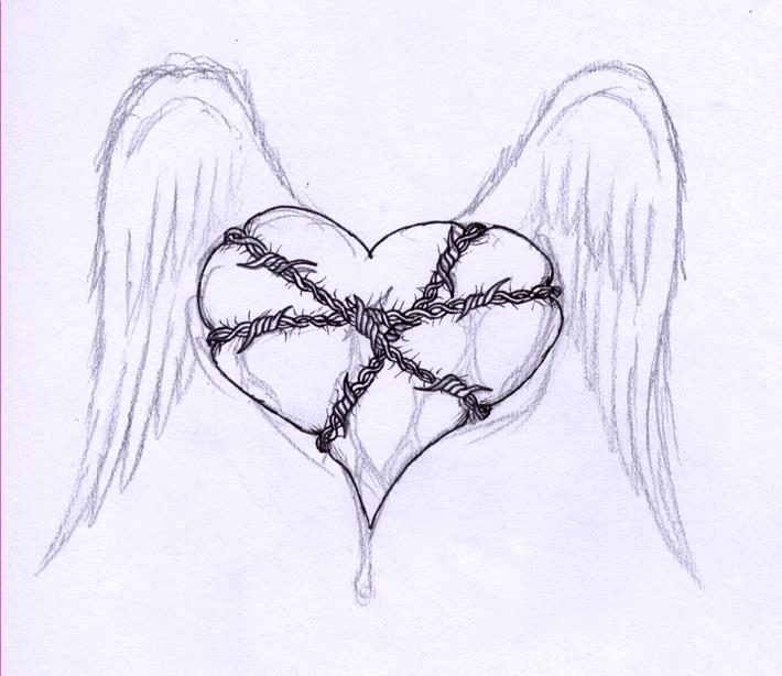 barbwire heart by virusoverload