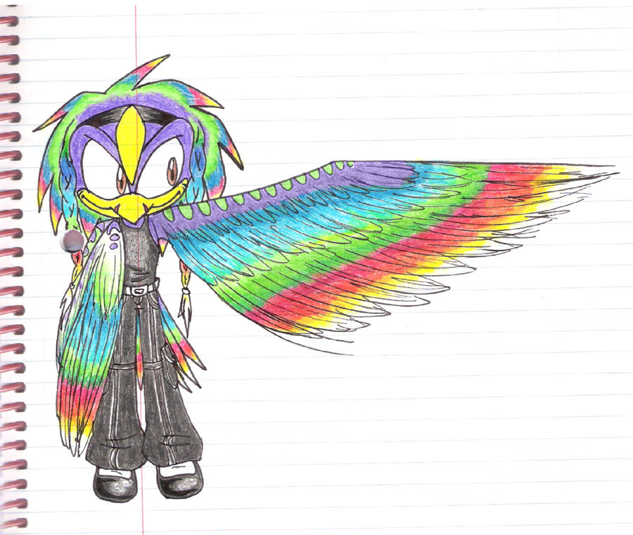 Jeff Hardy Wing Color Ref By Kacithecat On Deviantart Jeff Hardy Color Drawing