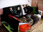 X-Files Couch