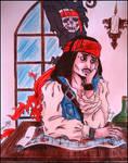 POTC - Cap'n Jack Sparrow