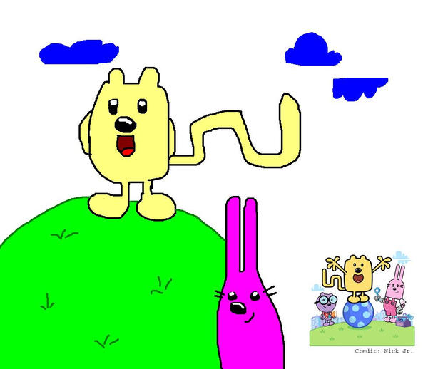 Gallery Images And Information Noggin Games Wow Wow Wubbzy