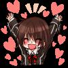 Cutie Yuuki Cross icon by cutieyuukiplz