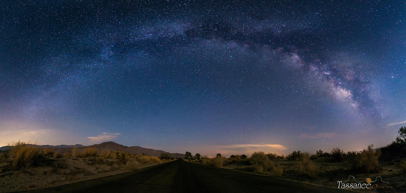 Borrego Panoramic by tassanee