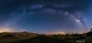 Borrego Panoramic by tassanee