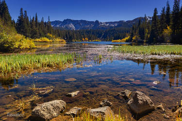 Twin Lakes by tassanee