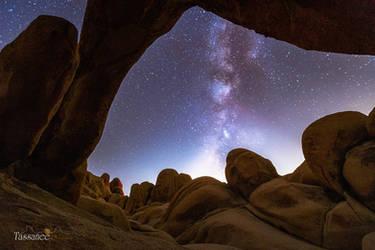 Archway by tassanee