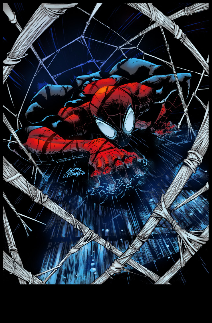 Superior spider man by LTartist