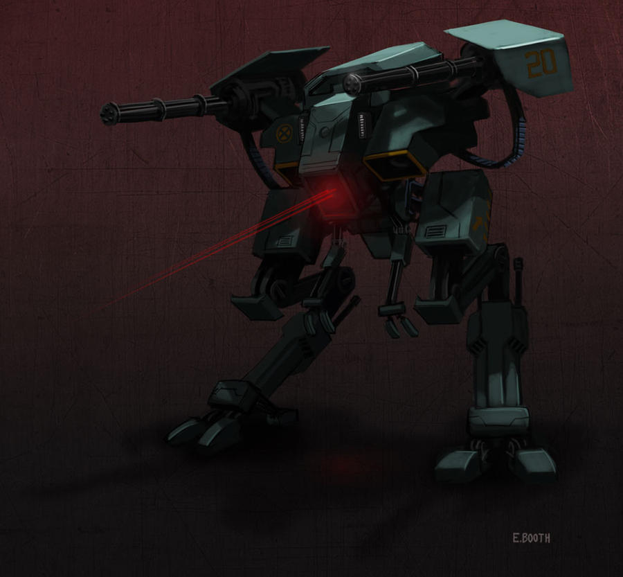 Mech by Choplifter