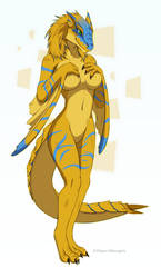 Tigrex by Eternity-Zinogre