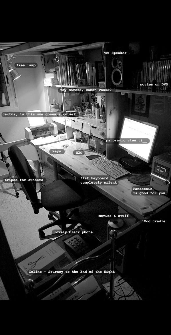Desktop V 1.0 by Dunwich