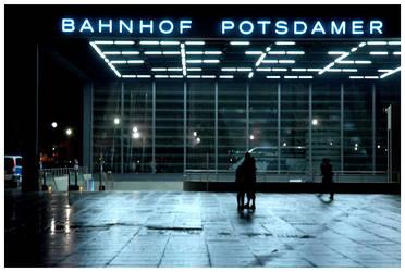 Potsdamer Platz by Dunwich