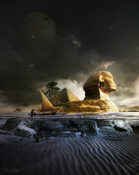 Sphinx by m4gik