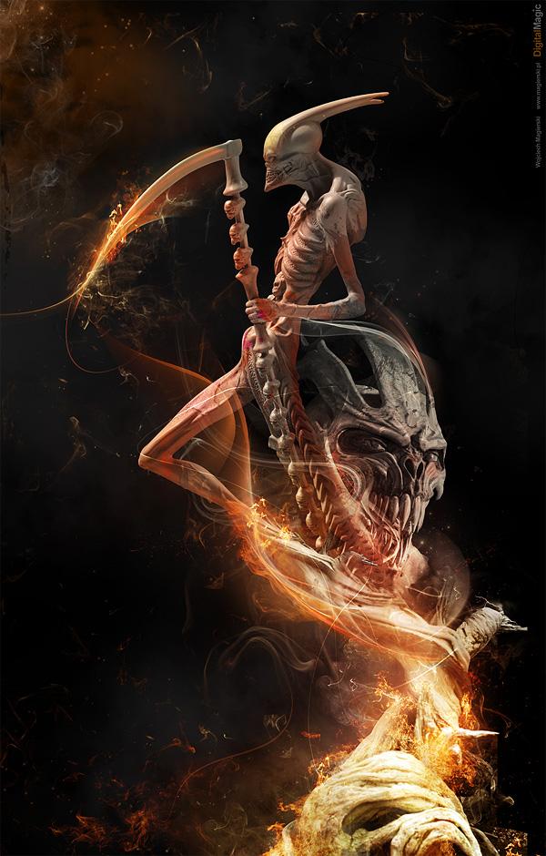 Death by m4gik