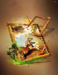 Living Paints by m4gik
