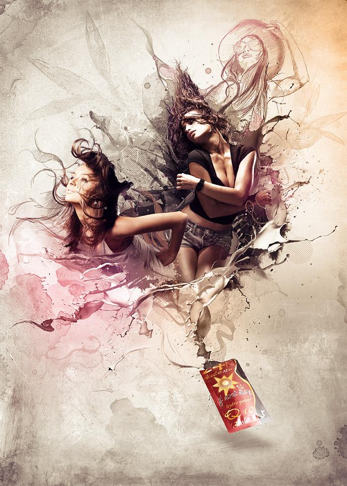 Sisters by m4gik