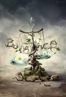 Balance of life by m4gik