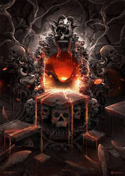 Gateway To Hell by m4gik