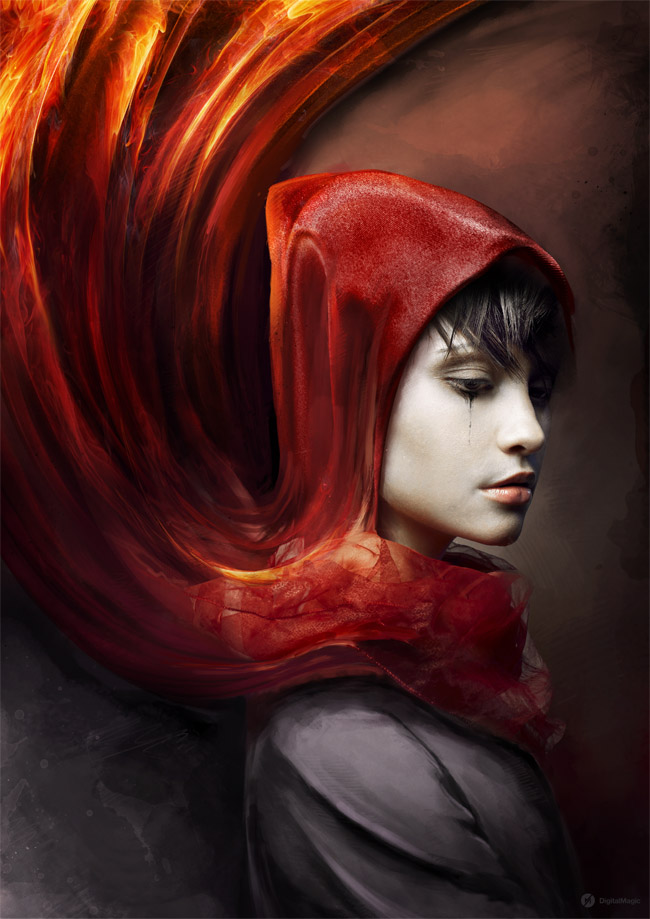 Red Riding Hood by m4gik