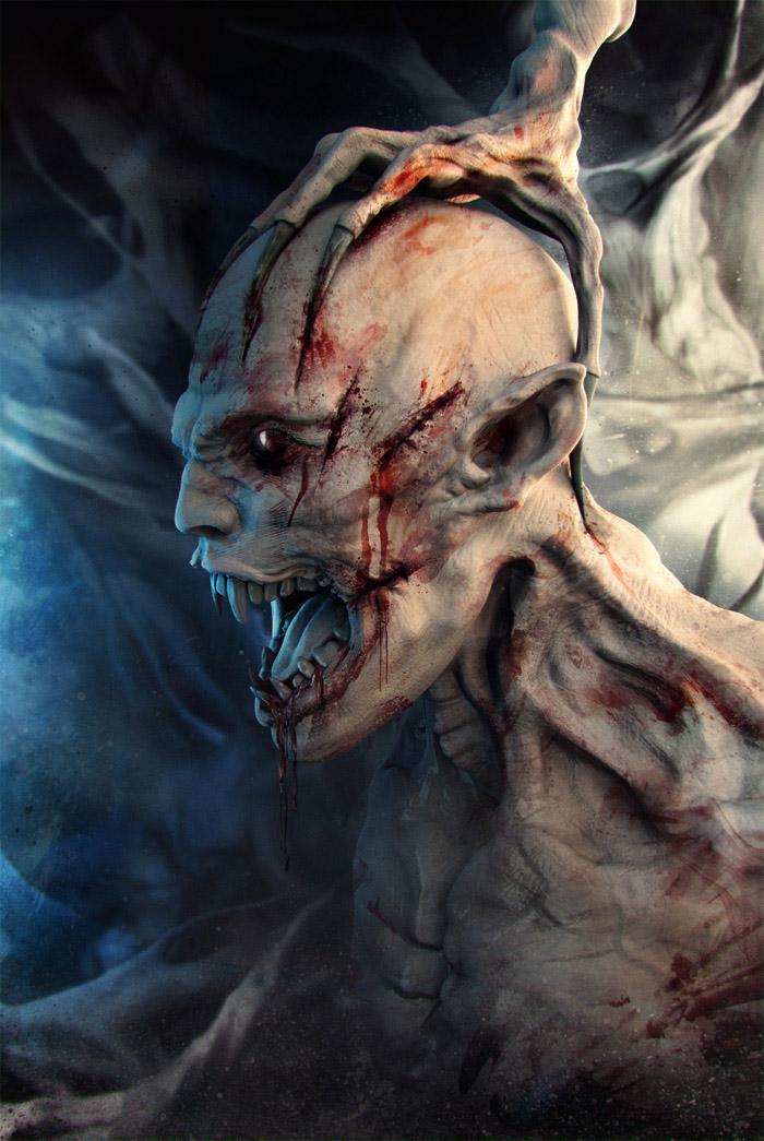 Zombie by m4gik