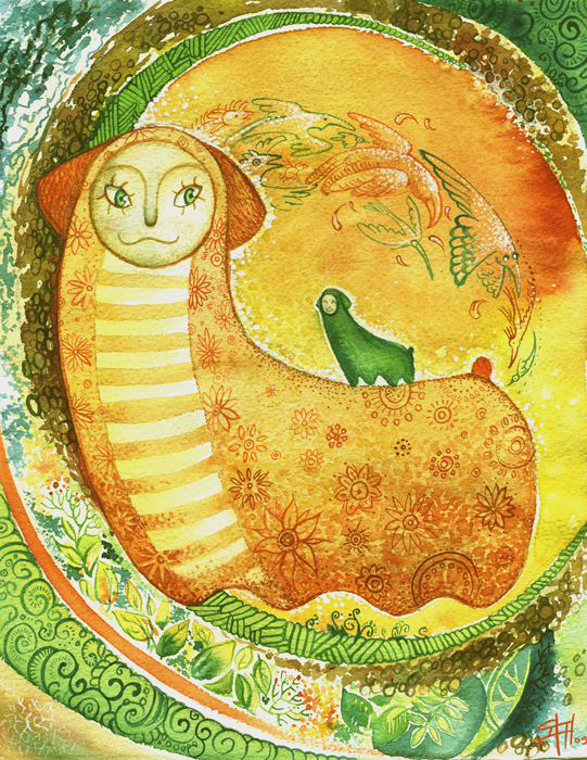 mama plumba by POISON-FREE