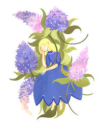 Lilac by greenpengua