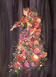 Flowers by greenpengua