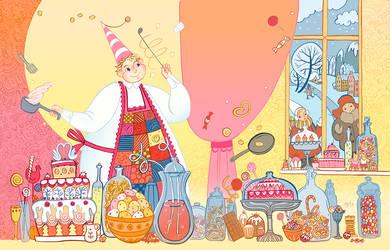 Sweet Tale by greenpengua
